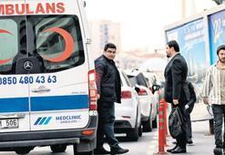 Ambulans sahibi: Benim suçum yok