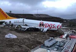 Son dakika | Sabiha Gökçendeki uçak kazasında dehşet anlarını yolcular anlattı