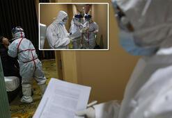 Son dakika: Görüntüler tüyler ürpertiyor Coronavirüs için milyonlarca insan...