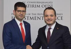 Cumhurbaşkanlığı Yatırım Ofisi Başkanı Burak Dağlıoğlu oldu