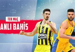 Fenerbahçe – Maccabı Tel Aviv maçı canlı bahisle Misli.comda