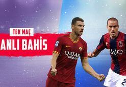Roma – Bologna maçı canlı bahisle Misli.comda