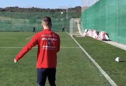 Gaziantepli Alexandru Maximden pes dedirten gol