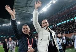 Ahmet Ağaoğlu: Transferde para kaybeden değil, para kazanan kulüp haline geldik