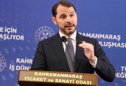 Son dakika| Bakan Albayrak: Enflasyonu Türkiyenin gündeminden çıkaracağız...
