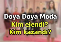 Doya Doya Moda kim elendi Doya Doya Modada kolyeyi kim kazandı