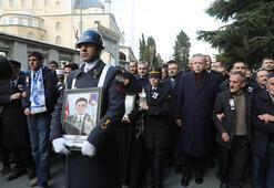 Son dakika... Çığ şehitlerine veda Cumhurbaşkanı Erdoğan şehit cenazesine katıldı