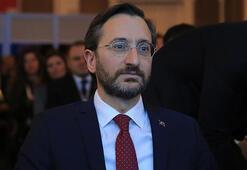 İletişim Başkanı Altundan Barışın anahtarı Türkiye videosu paylaşımı