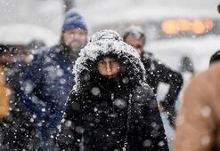 İstanbul için son dakika kar uyarısı