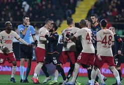 Galatasaray ve Fenerbahçe, PFDKya sevk edildi