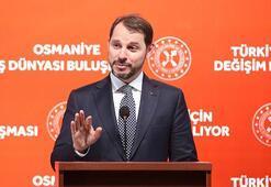 Bakan Albayraktan enflasyon açıklaması: Birçok politika başlattık