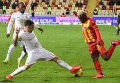 Yeni Malatyaspor - Ankaragücü: 0-1