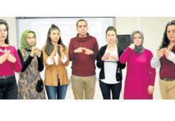 Belediyenin işaret dili kursu başlıyor