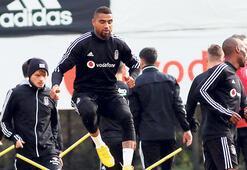 Beşiktaşta Boateng ilk kez