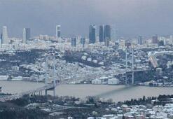 Bu sabah İstanbul Beyaza büründü...