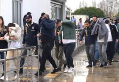 Lüks villada yaşayan yasa dışı bahisçetesine operasyon: 19 gözaltı