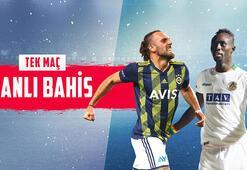 Fenerbahçe – Alanyaspor maçı canlı bahisle Misli.comda