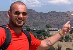 Wesley Sneijderin son halini görenler şoke oldu