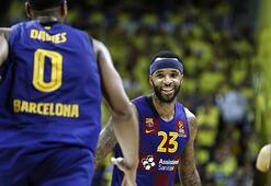 THY Avrupa Liginde 24. haftanın MVPsi Barcelonadan Malcolm Delaney