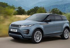 Yeni Range Rover Evoque showroomlarda