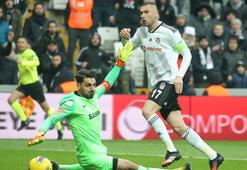 Beşiktaş - Gaziantep FK: 3-0