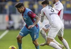 Gençlerbirliği - Trabzonspor: 0-2