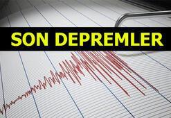 Deprem mi oldu Anlık son depremler listesi | Türkiye Deprem Tehlike Haritası