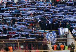 Büyükşehir Belediye Erzurumspor-Keçiörengücü maçı kar nedeniyle  ertelendi