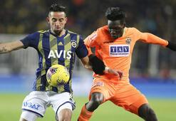 Fenerbahçe-Alanyaspor: 1-1