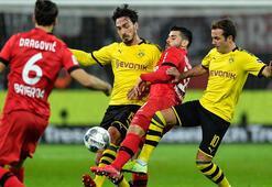 Borussia Dortmunda Bayer Leverkusenden zirve darbesi