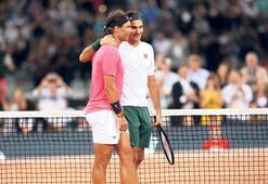 Nadal ve Federer futbolun tahtına göz dikti