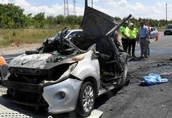 5 kişinin yanarak öldüğü kazada TIR şoförüne 15 yıl hapis istemi