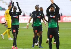 Denizlisporun galibiyet hasreti 6 maça çıktı