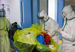 Koronavirüsün bulaştığı kişi sayısı 37 bin 559a çıktı