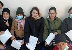 Vietnamlı kaçak göçmenlerin maske hassasiyeti
