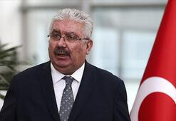 MHPli Yalçın: Uyuyan komünist Akıncı ve sözcüsü, şehitlerimizin kemiklerini sızlatmıştır