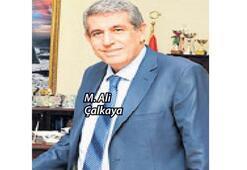 Eski başkan Çalkaya'ya 386 oy
