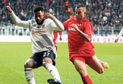 Beşiktaşta Lens'e özel tebrik