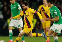 Real Betis - Barcelona: 2-3
