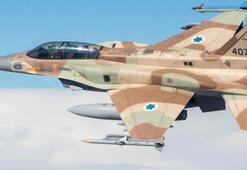 İsrail, Gazzeye hava saldırısı düzenledi