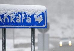 Ankarada okullar tatil mi Bugün (10 Şubat) Ankarada okullar tatil mi oldu