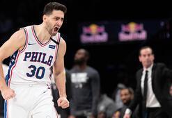 NBAde sahne yine Furkan Korkmazın