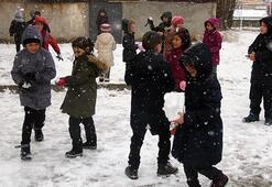 Son dakika... Eğitime kar engeli O illerde okullar tatil