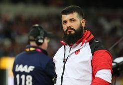 Milli atletler 2020 Tokyo Olimpiyat Oyunlarına Ankarada hazırlanıyor