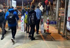 İstanbulda toplu ulaşımda zamlı ilk gün