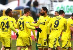 Fenerbahçe, Ziraat Türkiye Kupasında yarın GMG Kırklarelisporu ağırlayacak