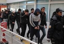 Uyuşturucu tacirlerine darbe 20 kişi gözaltında