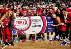 Kadın basketbolunda Tokyo 2020'ye gidecek ülkeler belli oldu