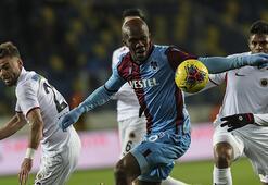 Trabzonsporun hücum hattı göz kamaştırıyor 4 isim damga vurdu...