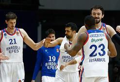 Erkek basketbolunda Türk takımları Avrupada zirvede